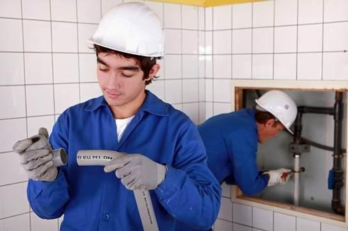 A sump pump installation is a permanent fixture.