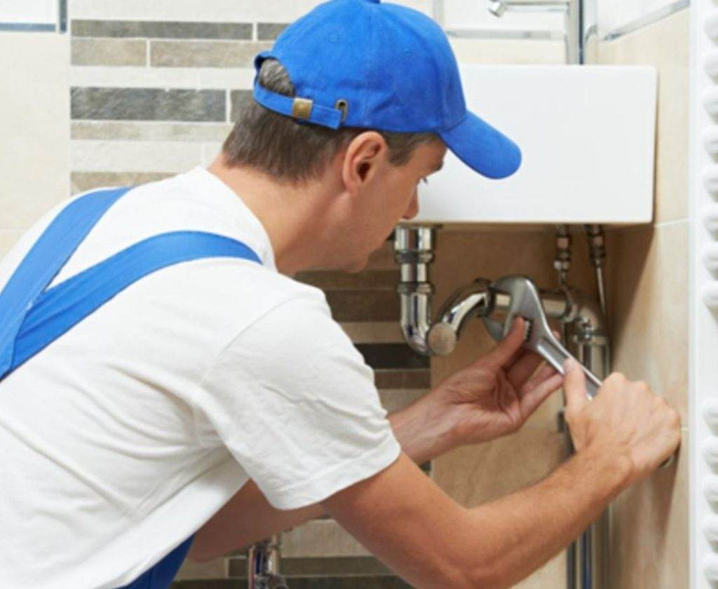 The demand for plumbers in the country is high.