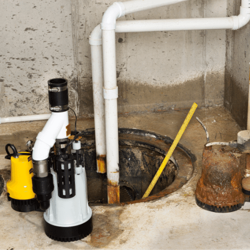 What Is a Sump Pump Installation?